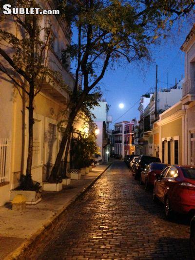 Image 1 furnished 1 bedroom Apartment for rent in Viejo San Juan, San Juan