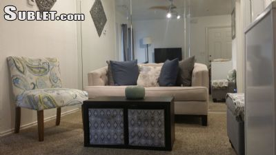 Image 1 furnished 1 bedroom Apartment for rent in Arlington, Tarrant County