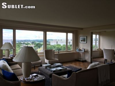 Image 1 furnished 2 bedroom Apartment for rent in Foggy Bottom, DC Metro