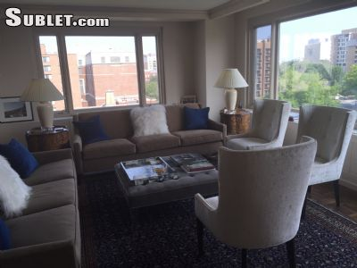 Image 3 furnished 2 bedroom Apartment for rent in Foggy Bottom, DC Metro