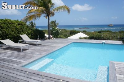 Image 4 furnished 3 bedroom House for rent in Sainte Anne, Guadeloupe