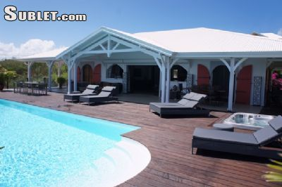Image 6 furnished 3 bedroom House for rent in Sainte Anne, Guadeloupe