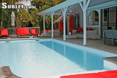 Image 9 furnished 3 bedroom House for rent in Sainte Anne, Guadeloupe