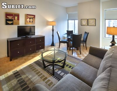 Image 1 furnished 1 bedroom Apartment for rent in Financial District, Manhattan