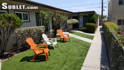 Image 1 furnished 1 bedroom Apartment for rent in Pacific Beach, Northern San Diego
