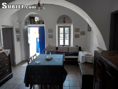 Image 1 furnished 3 bedroom House for rent in Tinos, Cyclades