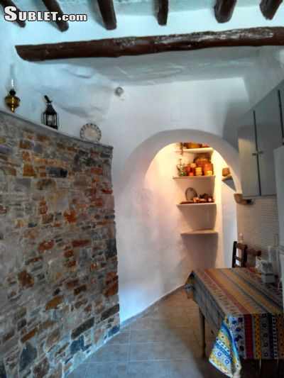 Image 8 furnished 3 bedroom House for rent in Tinos, Cyclades