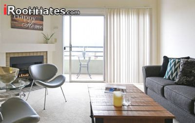 Image 1 Furnished room to rent in Westchester, West Los Angeles 2 bedroom Apartment