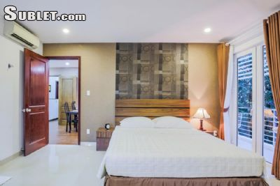 Image 1 furnished 2 bedroom Apartment for rent in District 3, Ho Chi Minh City