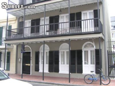 $1100 room for rent French Quarter, New Orleans Area