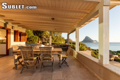 Image 2 furnished 2 bedroom House for rent in Loiri Porto San Paolo, Olbia-Tempio