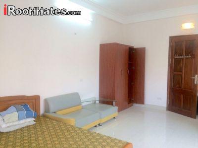 Image 1 Furnished room to rent in Ba Dinh, Ha Noi 1 bedroom Dorm Style