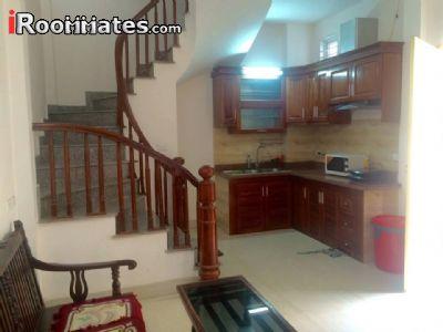 Image 4 Furnished room to rent in Ba Dinh, Ha Noi 1 bedroom Dorm Style