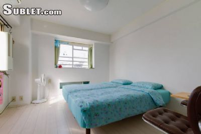 Image 5 furnished Studio bedroom Apartment for rent in Naniwa, Osaka City