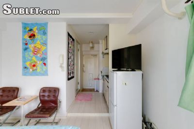Image 6 furnished Studio bedroom Apartment for rent in Naniwa, Osaka City