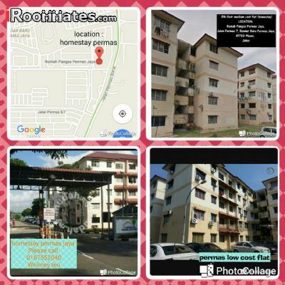 1805 room for rent Johor Bahru, Johor