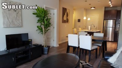 Image 2 furnished 1 bedroom Apartment for rent in Sandy Springs, Fulton County