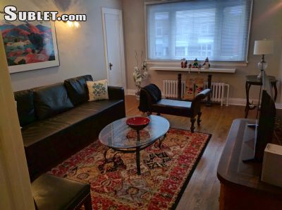 Image 2 furnished 1 bedroom Apartment for rent in Sandy Hill, Central Ottawa