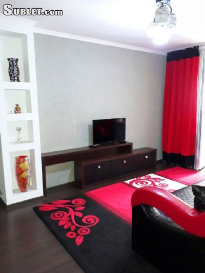 Image 4 furnished 1 bedroom Apartment for rent in Riscani, Chisinau