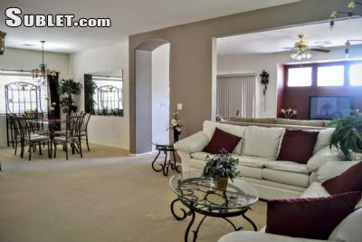 Image 2 furnished 4 bedroom House for rent in North Las Vegas, Las Vegas Area