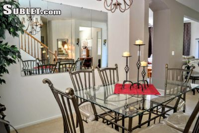 Image 3 furnished 4 bedroom House for rent in North Las Vegas, Las Vegas Area