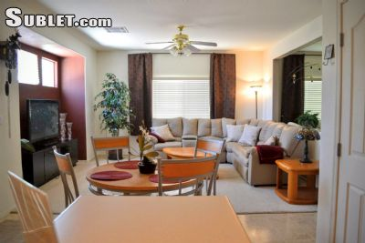 Image 5 furnished 4 bedroom House for rent in North Las Vegas, Las Vegas Area