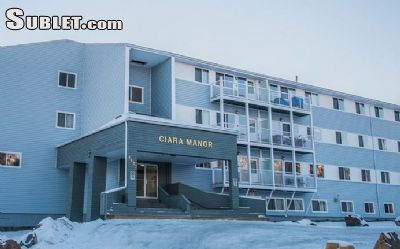 Image 1 furnished 1 bedroom Apartment for rent in Diamond Capital, Northwest Territories