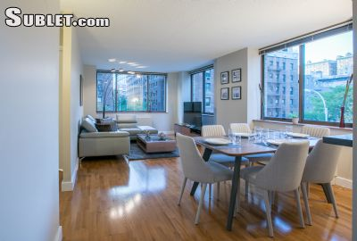 Image 2 furnished 2 bedroom Apartment for rent in Upper West Side, Manhattan
