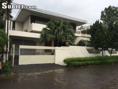 Image 10 either furnished or unfurnished 4 bedroom House for rent in South Jakarta, Jakarta