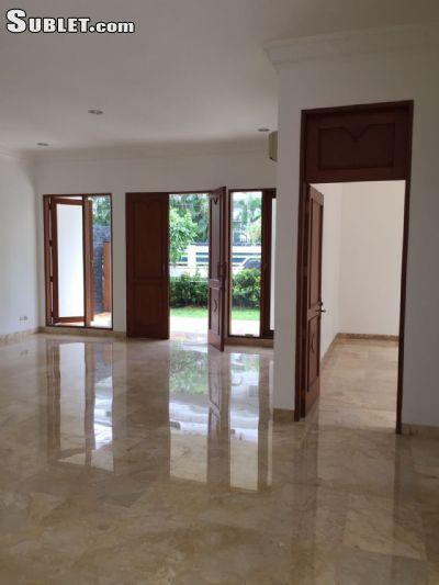 Image 2 either furnished or unfurnished 4 bedroom House for rent in South Jakarta, Jakarta