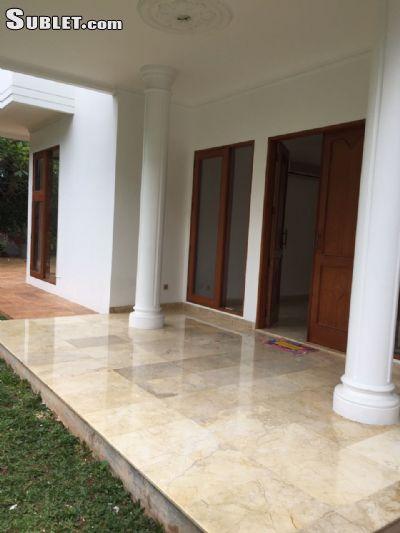 Image 7 either furnished or unfurnished 4 bedroom House for rent in South Jakarta, Jakarta