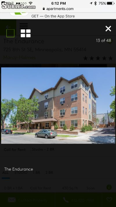 Image 3 unfurnished 2 bedroom Apartment for rent in Minneapolis University, Twin Cities Area