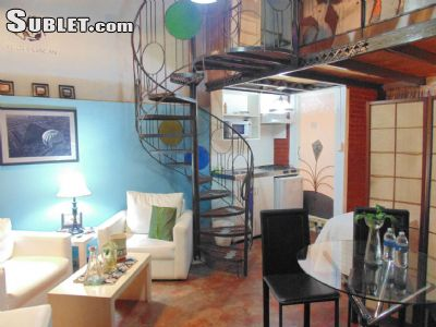 Image 4 furnished 1 bedroom Loft for rent in Alvaro Obregon, Mexico City