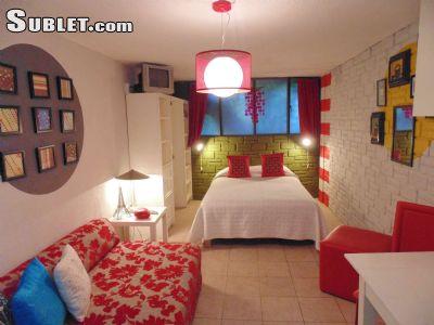 Image 1 furnished 1 bedroom Loft for rent in Alvaro Obregon, Mexico City