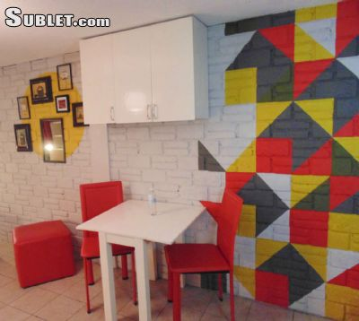 Image 2 furnished 1 bedroom Loft for rent in Alvaro Obregon, Mexico City