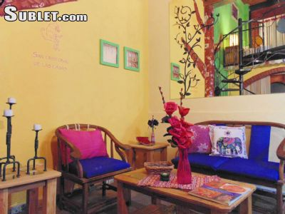 Image 3 furnished 1 bedroom Loft for rent in Alvaro Obregon, Mexico City