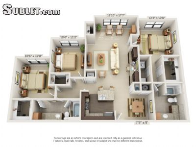 Murfreesboro Furnished Apartments Sublets Short Term Rentals Corporate Hou