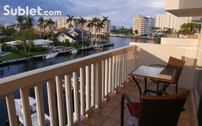 Image 1 furnished 2 bedroom Apartment for rent in Pompano Beach, Ft Lauderdale Area