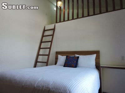 Image 2 furnished 1 bedroom Hotel or B&B for rent in Coyoacan, Mexico City