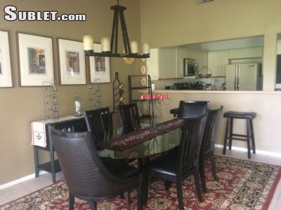 Image 1 furnished 2 bedroom Townhouse for rent in Palm Desert, Southeast California