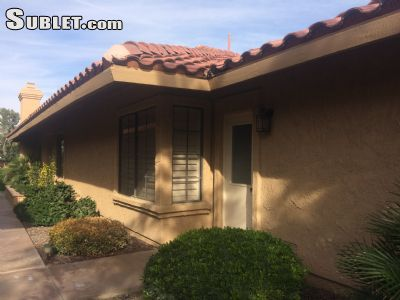 Image 8 furnished 2 bedroom Townhouse for rent in Palm Desert, Southeast California