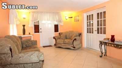 Image 1 furnished 1 bedroom Apartment for rent in Christ Church, Barbados