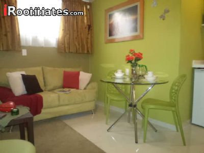 Image 5 Furnished room to rent in Alvaro Obregon, Mexico City 1 bedroom Apartment
