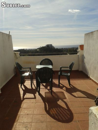 Image 1 furnished 1 bedroom Apartment for rent in Estepona, Malaga Province