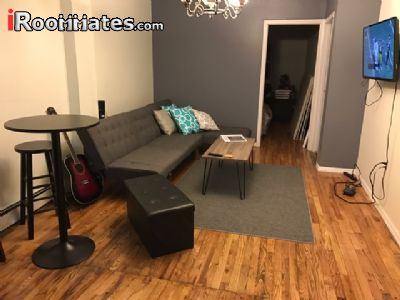 Image 3 Furnished room to rent in Soundview, Bronx 5 bedroom House