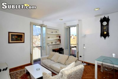 Image 3 furnished 1 bedroom Apartment for rent in Other Como, Como