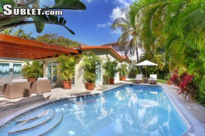 Image 1 furnished 4 bedroom House for rent in Key Biscayne, Miami Area