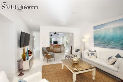 Image 4 furnished 4 bedroom House for rent in Key Biscayne, Miami Area