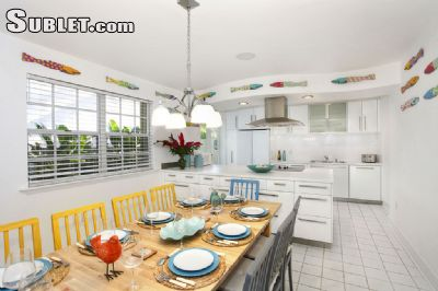 Image 5 furnished 4 bedroom House for rent in Key Biscayne, Miami Area