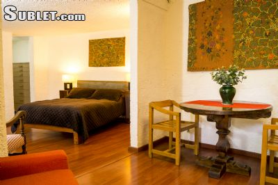 Image 6 furnished 1 bedroom Apartment for rent in Alvaro Obregon, Mexico City